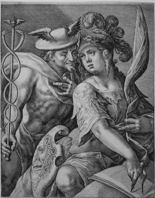 Hermes & Minerva